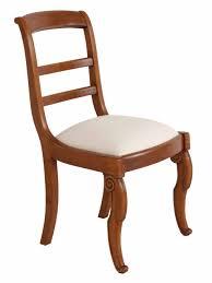 Barette Stuhl Holz Stoff