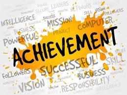 Achievement Word Cloud Stock Vector Dizanna 95673178
