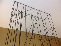 mid century metal room divider for sale at pamono