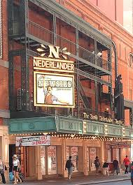 Broadway Seating Charts Nederlander Theatre Seating Chart