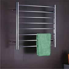 heated towel bar. Wall Mounted Bend Bar Electric Towel Warmer/towel Rail Stainless Steel Bathroom Accessories Heated 2