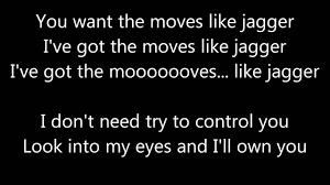 Maroon 5 Feat Christina Aguilera Moves Like Jagger