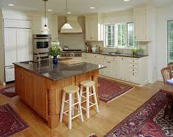 modern kitchen simple white island multi this kitchen blends modern elements such as the built in refrigerator