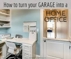 home office in garage. Because I Use My Garage And Live In Hot, Humid Florida, Won\u0027t Be Converting Mine Into An Office\u2026 But As Work More From Home, Will Take These Tips Home Office