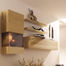 attractive wall mounted shelving for small or large space  home