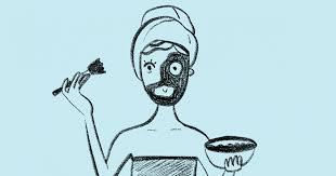 Зачем это. <b>Альгинатные маски для лица</b>