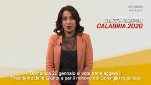 ECCO COME SI VOTA ALLE ELEZIONI REGIONALI IN CALABRIA 26 Gennaio 2020  (Video M5S)