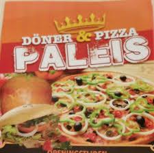 Doner En Pizza Paleis Posts Lemmer Menu Prices Restaurant