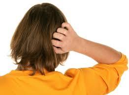 getting rid of fleas in human hair