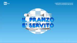 Il pranzo è servito 28 giugno 2021, Rai 1, Flavio Insinna, giochi