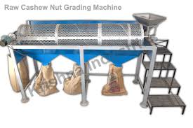 Cashew Nut Size Chart Krishna Industries Raw Cashew Nut Grading Machine