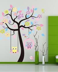 Small Picture Artistic Wall Decals Interior Design Endearing Diy Cute Colorful