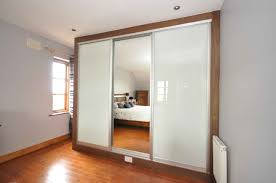 white kitchen windowed partition wall: frosted glass panel for bedroom dividers for bedroom partitions