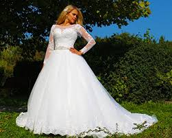 Maybe you would like to learn more about one of these? Luxus Brautkleid Hochzeitskleid Spitze Mit Armel Prinzessin Brautkleid Top Qualitat