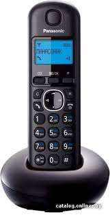 <b>Panasonic KX</b>-TGB210RUB <b>радиотелефон</b> купить в Минске