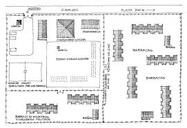 concentration camps essay camp essay essay on concentration years  prisoners of ritoque ritoque concentration camp approximate site plan drawn by miguel lawner 2005 courtesy of