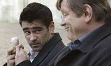 my favourite film in bruges film the guardian still from in bruges