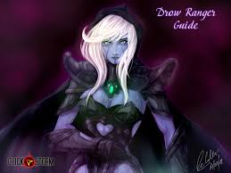 dota 2 drow ranger guide an easy way to dominate