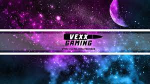 View 9 Galaxy Youtube Channel Art ...