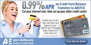 The appropriate card will be use your hefcu visa platinum credit card for everyday life! Abe Federal Credit Union