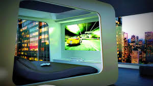 High Tech Bedroom A High Tech Bed To Wish You Good Night Sleep High Tech Bedroom