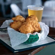 Fried Lobster Fritters Recipe