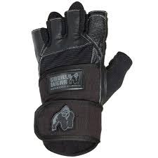 Hand Wrap Gloves Gorilla Wear Dallas Wrist Wrap Gloves Ebay