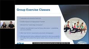 Nasm One Rep Max Chart Working With Groups Increasing Your Income And Client Reach