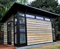 1000 ideas about modern shed on pinterest studio shed shed office and shed homes backyard office pod cuts