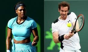 Drake celebrity couples common serena williams celebrity facts. Serena Williams Andy Murray Eliminated From Miami Open India Com