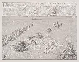 Resurrection Bay Chart Chart Of Resurrection Bay Alaska 1918 19 Philadelphia
