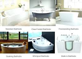 types of bathtub faucets bathtub types stunning bathtub types contemporary bathtub for bathroom ideas types bathtub