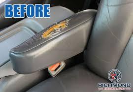 driver side armrest cover tan 2000 01