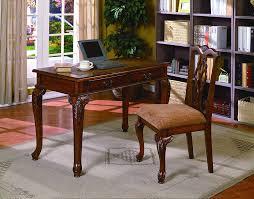 com crown mark fairfax home office desk chair set kitchen dining