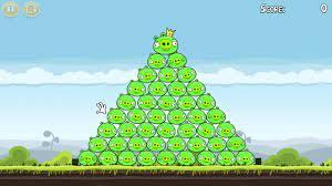 Hidden Golden Egg Angry Birds 4. - YouTube