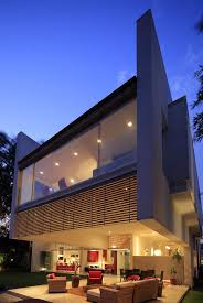 290 best Casas images on Pinterest | Architecture, Modern houses ...