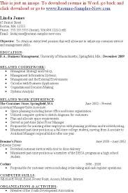 Another Word For Work Experience High School Graduate Resume With No Work Experience New Sample