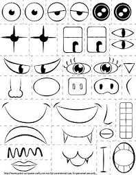 kids activity printables. Beautiful Printables Easy Printable Kid Activity Make A Face And Explore Emotions To Kids Activity Printables H