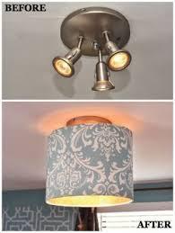 diy light fixture upgrades