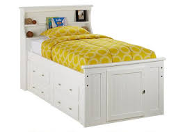 twin storage bed. Delighful Storage CATALINA TWIN WHT BKCS STORAGE BED WHITE To Twin Storage Bed N