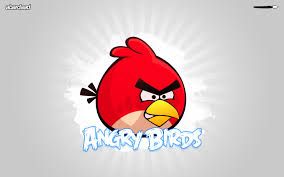 Red Angry Birds Full HD Wallpaper Image for Mac - Cartoons Wallpapers
