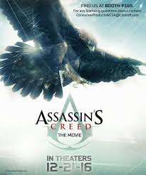 assassinand 39 s creed movie cast. the first poster for assassin\u0026#39;s creed movie. assassin\u0027s assassinand 39 s movie cast
