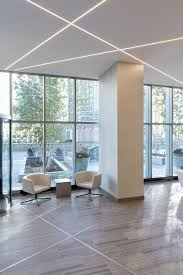 office lighting ideas. For A Sleek, Modern Look In Offices And Commercial Spaces, Use Recessed LEDs | Unique Lighting Idea TruLine .5A - By Pure Http://www.justleds.co. Office Ideas I