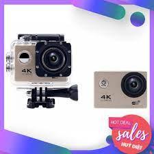 Camera Hành Trình Hỗ Trợ Wifi 4K Ultra HD Chống Nước Full Phụ Kiện | Nông  Trại Vui Vẻ - Shop