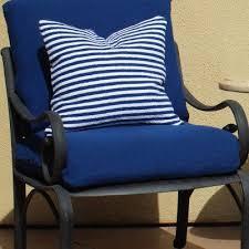 Outdoor Chair Cushion Covers Cushy Chic