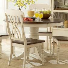 Painted Round Kitchen Table Kitchen Awesome Round Kitchen Table Round Kitchen Tables