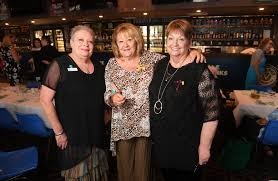 Robyn Hargreaves, Myra Schneider and Marie Dixon at the Zonta ... | Buy  Photos Online | Chronicle