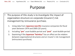 The purpose of term life insurance is to protect your family for a specific time period. Noriyoshi Yanase Tokyo Keizai University Japan Piman Limpaphayom Ppt Download