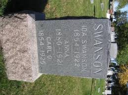 Ida Swanson (1854-1922) - Find A Grave Memorial