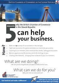 blog archive british chamber of commerce a6 marketing flyer 5reasons final